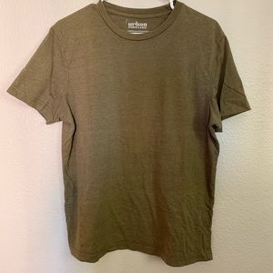 Olive Green Tee✨